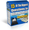 Thumbnail Top 15 Marketing Questions Answered