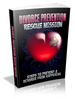 Product picture Divorce Prevention Rescue Mission