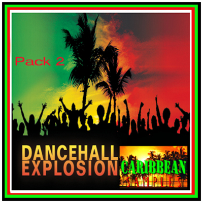 Product picture Dancehall pack Two 11 construction kits